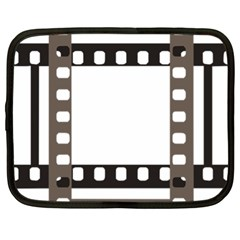 Frame Decorative Movie Cinema Netbook Case (XL)