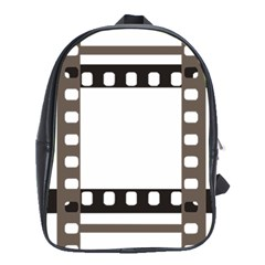 Frame Decorative Movie Cinema School Bags(large)
