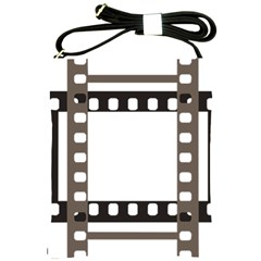 Frame Decorative Movie Cinema Shoulder Sling Bags