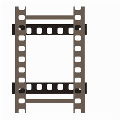 Frame Decorative Movie Cinema Large Garden Flag (Two Sides)