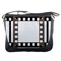 Frame Decorative Movie Cinema Messenger Bags