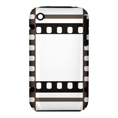 Frame Decorative Movie Cinema iPhone 3S/3GS