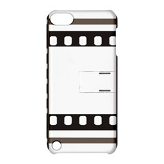 Frame Decorative Movie Cinema Apple iPod Touch 5 Hardshell Case with Stand
