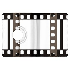Frame Decorative Movie Cinema Kindle Fire Hdx Flip 360 Case