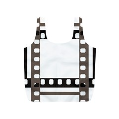 Frame Decorative Movie Cinema Full Print Recycle Bags (S)