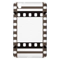 Frame Decorative Movie Cinema Samsung Galaxy Tab Pro 8 4 Hardshell Case