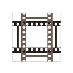 Frame Decorative Movie Cinema Satin Bandana Scarf