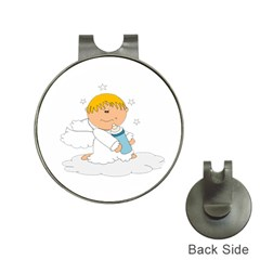 Angel Baby Bottle Cute Sweet Hat Clips with Golf Markers