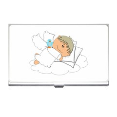 Sweet Dreams Angel Baby Cartoon Business Card Holders
