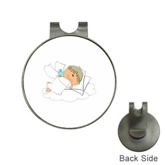 Sweet Dreams Angel Baby Cartoon Hat Clips With Golf Markers