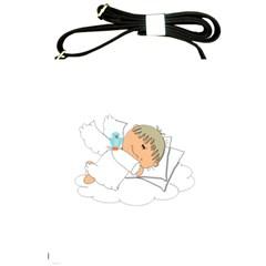 Sweet Dreams Angel Baby Cartoon Shoulder Sling Bags