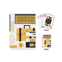Web Design Mockup Web Developer Playing Cards (mini)