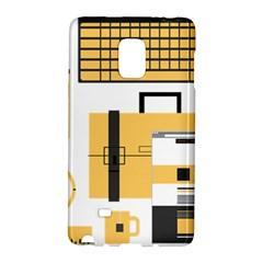 Web Design Mockup Web Developer Galaxy Note Edge