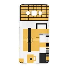 Web Design Mockup Web Developer Samsung Galaxy A5 Hardshell Case