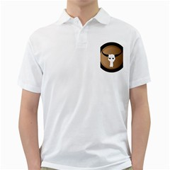 Logo The Cow Animals Golf Shirts