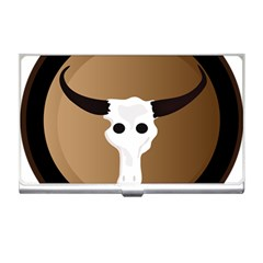 Logo The Cow Animals Business Card Holders