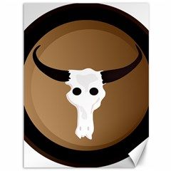 Logo The Cow Animals Canvas 36  x 48
