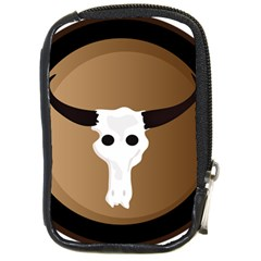Logo The Cow Animals Compact Camera Cases