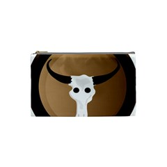 Logo The Cow Animals Cosmetic Bag (small)