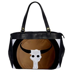 Logo The Cow Animals Office Handbags