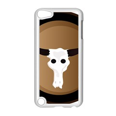 Logo The Cow Animals Apple Ipod Touch 5 Case (white)