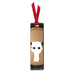 Logo The Cow Animals Small Book Marks