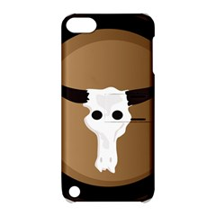 Logo The Cow Animals Apple iPod Touch 5 Hardshell Case with Stand