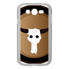 Logo The Cow Animals Samsung Galaxy Grand Duos I9082 Case (white)