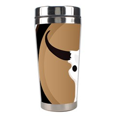 Logo The Cow Animals Stainless Steel Travel Tumblers