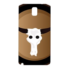 Logo The Cow Animals Samsung Galaxy Note 3 N9005 Hardshell Back Case
