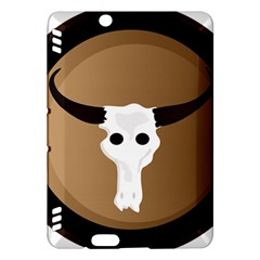 Logo The Cow Animals Kindle Fire Hdx Hardshell Case