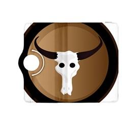 Logo The Cow Animals Kindle Fire Hdx 8 9  Flip 360 Case