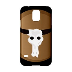 Logo The Cow Animals Samsung Galaxy S5 Hardshell Case
