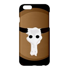 Logo The Cow Animals Apple Iphone 6 Plus/6s Plus Hardshell Case