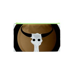 Logo The Cow Animals Cosmetic Bag (xs)