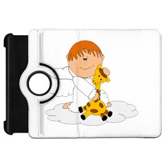 Pet Giraffe Angel Cute Boy Kindle Fire HD 7