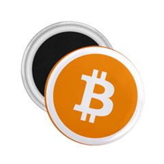 Bitcoin Cryptocurrency Currency 2 25  Magnets