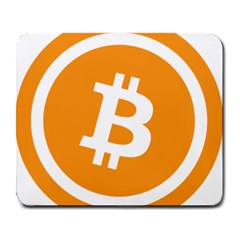 Bitcoin Cryptocurrency Currency Large Mousepads