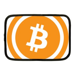 Bitcoin Cryptocurrency Currency Netbook Case (Medium)