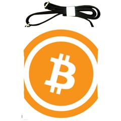 Bitcoin Cryptocurrency Currency Shoulder Sling Bags