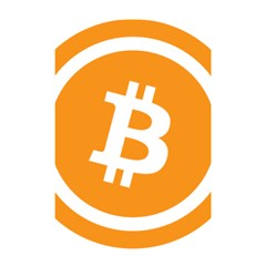 Bitcoin Cryptocurrency Currency Shower Curtain 48  X 72  (small)