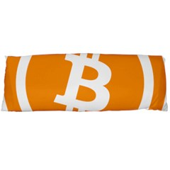 Bitcoin Cryptocurrency Currency Body Pillow Case Dakimakura (Two Sides)