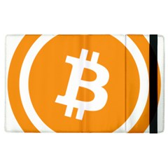 Bitcoin Cryptocurrency Currency Apple Ipad 3/4 Flip Case