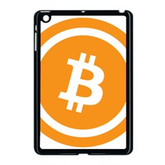 Bitcoin Cryptocurrency Currency Apple iPad Mini Case (Black)