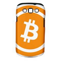 Bitcoin Cryptocurrency Currency Samsung Galaxy S III Classic Hardshell Case (PC+Silicone)
