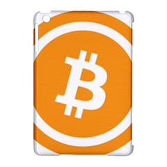Bitcoin Cryptocurrency Currency Apple Ipad Mini Hardshell Case (compatible With Smart Cover)