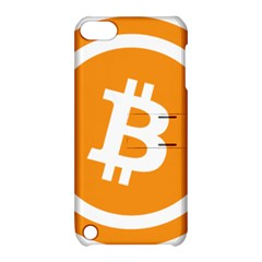 Bitcoin Cryptocurrency Currency Apple Ipod Touch 5 Hardshell Case With Stand