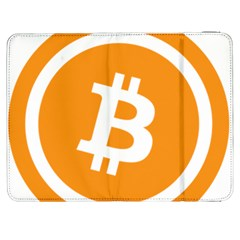 Bitcoin Cryptocurrency Currency Samsung Galaxy Tab 7  P1000 Flip Case