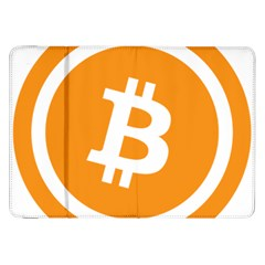 Bitcoin Cryptocurrency Currency Samsung Galaxy Tab 8 9  P7300 Flip Case