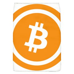 Bitcoin Cryptocurrency Currency Flap Covers (l)